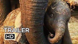 DUMBO Final Trailer (2019) Disney, Live Action Movie HD