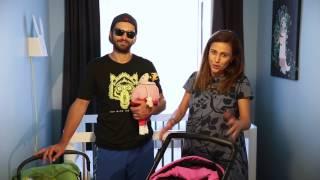 Bebek Arabası Seçimi | Çift Çizgi | Aslı Kızmaz
