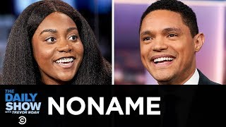 Noname - Staying Independent and Creating Noname's Book Club | The Daily Show