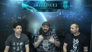 The Watchtower: Multiverse, Darkseid, Green Lantern and Green Arrow!