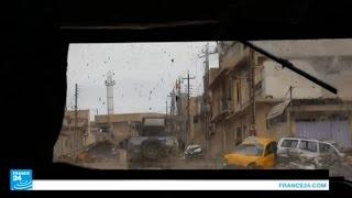 القوات العراقية على مشارف جامع النوري
