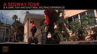 Segway Rentals and Tours  | John's Pass Madeira Beach FL http://www.HubbardsMarina.com