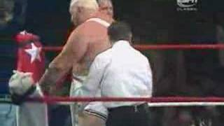 British wrestling Big Daddy vs Giant Haystacks
