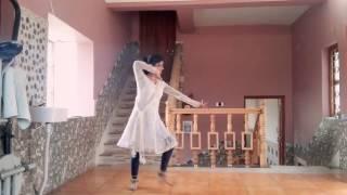 Mon Mor Meghero Dance by Sangeeta.