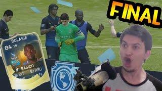 FIFA 15 -Torneo Online FINAL, Sale Jugador TOTS, Golazo del KUN y partido EPICO!!