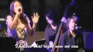YUNA Precious live English Subtitles by Raul kun   YouTube