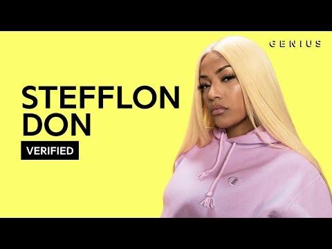 "Stefflon Don ""Hurtin' Me"" Official Lyrics & Meaning | Verified"