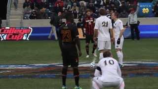 2013 Notre Dame Men's Soccer Championship Retrospective