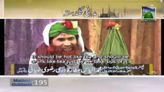 Golden Words - Pait Ki Beemari Ka Rohani Ilaj by Maulana Ilyas Qadri