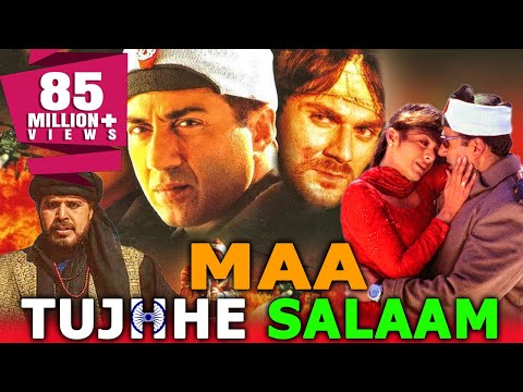Xxx Mp4 Maa Tujhe Salaam 2002 Full Hindi Movie Tabu Sunny Deol Arbaaz Khan Inder Kumar Rajat Bedi 3gp Sex