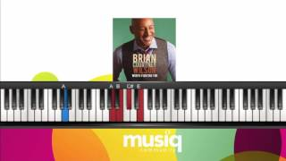 Chords to I'll Just Say Yes by Brian Courtney Wilson