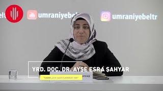 Akademi Nisa - Yrd. Doç. Dr. Ayşe Esra Şahyar - Kadınların Hadis İlmindeki Yeri - 05.04.2017