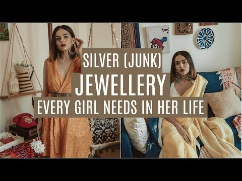 Xxx Mp4 Silver JUNK Jewellery EVERY Girl NEEDS In Her Life Komal Pandey 3gp Sex