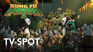 KUNG FU PANDA 3 | TV Spot | 20th Century Fox Familiefilm