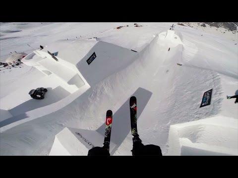 GoPro Huge Double Backflip Gap with Jesper Tjäder
