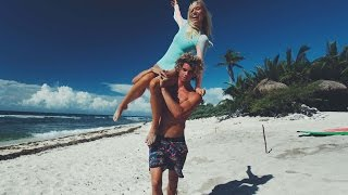 Alexis Ren and Jay Alvarrez -  Summer