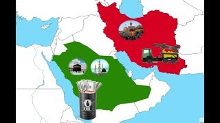 The Sunni Shia Conflict (Saudia Vs Iran)