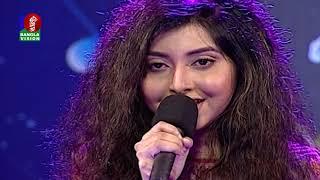PORSHI   Bangla SONG   Music Club   Naheed Biplob   BanglaVision Program   Ep-348
