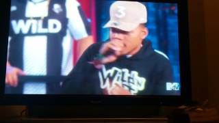 "Nick Cannon presents Wild 'N Out With Chance the Rapper ""Pick up and kill it"""