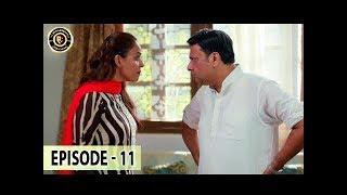 Aangan Episode 11 - 20th Jan 2018 - Top Pakistani Drama