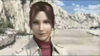 Resident Evil Degeneration Leon & Claire: Last scene