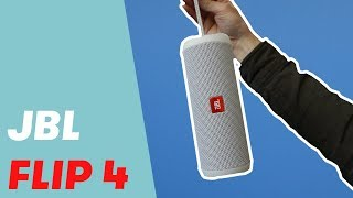 JBL Flip 4 - Análisis y review (español)