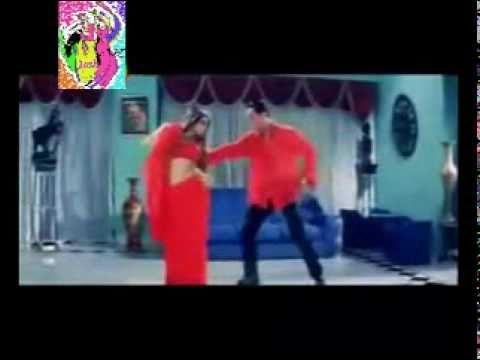 BD Model Actress Prova hot sexy red sari dance song EKTA LAL SARI for my deshimeye