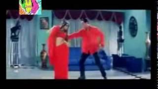 BD Model/Actress Prova,hot sexy red sari dance/song,(EKTA - LAL SARI - for my ''deshimeye'')