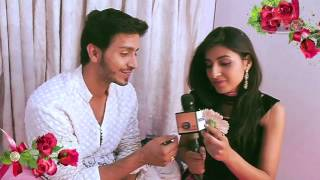 Sadda Haq Randhir and Sanyukta Param and Harshita Valentines day special
