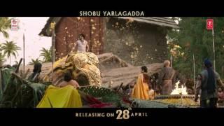Bahubali 2 New teaser || Saahore bahubali || Promo Song || Telugu teaser || Prabhas