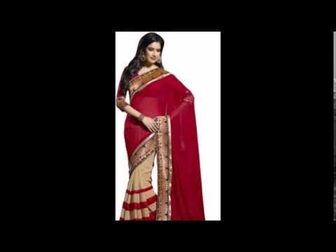 Women New Designer Saree India - Online Store