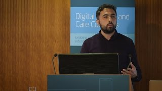 Mustafa Suleyman – New Ways for Technology to Enhance Patient Care – King's Fund 5th July 2016