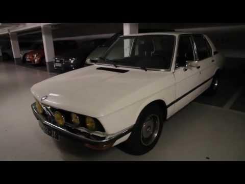 BMW 528 E12 - 1975