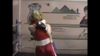 Female Friendly Sparring Session Turns Into FIGHT !