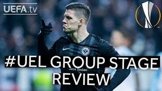#UEL Group Stage REVIEW