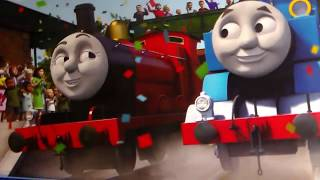 Thomas and Friends Home Media Reviews Episode 106 - Start Your Engines