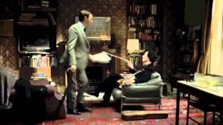 Mycroft is Puttin on the Ritz
