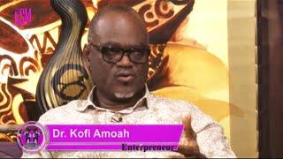 KSM Show- Citizen Kofi talks about his entrepreneurial success with KSM part 2