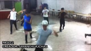 TOBAS GUARDIANES DEL CIELO - BLOQUE YAKAYAKA  (HOMBRES)