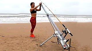 إختراعات مذهلة لعشاق الصيد , جعلت صيد الأسماك على مستوى خرافى .. !!