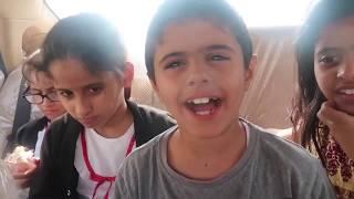 ام شعفه هربت من حمدة في المول | ولد اللبنانية يغني | اضحك مع عائلة فيحان!