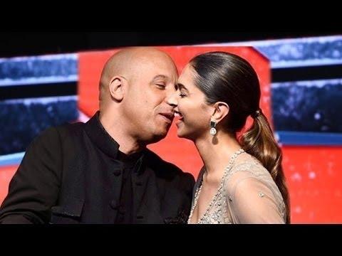 Xxx Mp4 भरी महफ़िल में KISS कर दिया Vin Diesel ने Deepika Padukone को देखिये Deepika ने किस तरह React किआ 3gp Sex