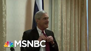 Here Is The Mueller Report: NFL Report Offers Russia Probe Clues | The Beat With Ari Melber | MSNBC