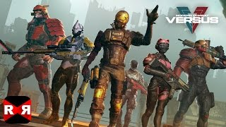 Modern Combat Versus (By Gameloft) - iOS / Android - Soft Launch Preview Gameplay