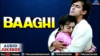 Baaghi Audio Jukebox   Salman Khan, Nagma, Mohnish Bahl  