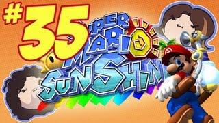 Super Mario Sunshine: Mental Breakdown - PART 35 - Game Grumps