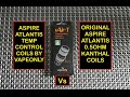 Atlantis ni200 Temp Control Coils by VapeOnly