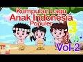 Download Video Kumpulan Lagu Anak Indonesia Populer 17 Menit - Vol 2 | Lagu Anak Indonesia 3GP MP4 FLV