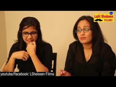 Desi boy interview by girls