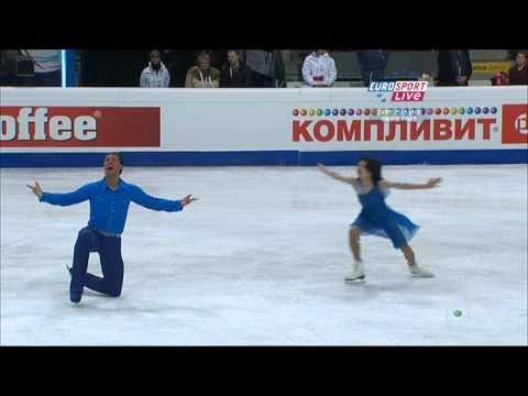 Yuko Kavaguti & Alexander Smirnov Bern 2011 Free program